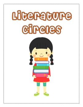 Literature Circle Worksheets and Teacher Tracking Sheet!
