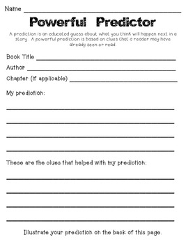 Literature Circle or Book Club Role Sheets - Aligned with Common Core Standards