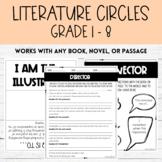 Literature Circles - Any Book