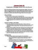 Literature Circles 101 - A Quick Guide to Developing Literature Circles