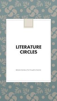 Literature Circle Roles and Rubrics