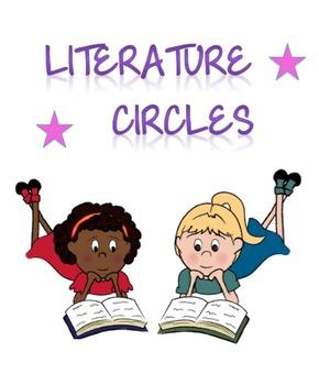 Literature Circles - Job Descriptions and Log