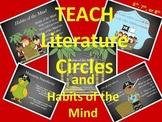 Literature Circles 6th grade, 7th grade, & 8th grade