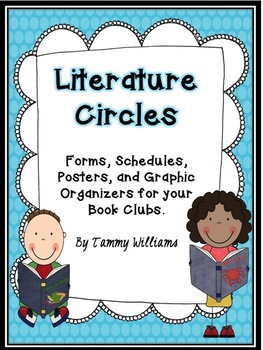 Literature Circles A Resource Pack for your Book Clubs