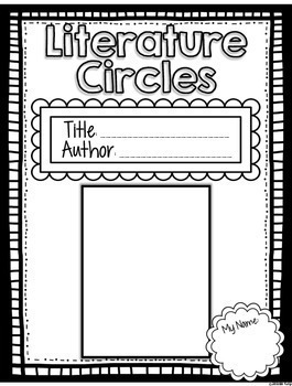 Literature Circles: Reading & Comprehension Activity Booklet