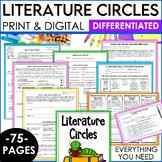 Literature Circles   Book Club Activities   Literature Circle Roles
