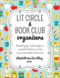 Literature Circles / Book Clubs Organizers - Organization
