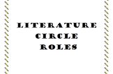 Literature Circles Booklet (Success Criteria and Learning