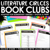 Literature Circles: Book Clubs for Primary Grades   Distance Learning