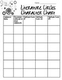 Literature Circles Character Chart
