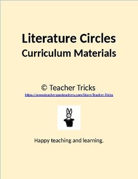 Literature Circles: Curriculum Materials MEGA Unit All-in-One DEAL