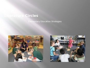 Literature Circles Elementary Education Strategies