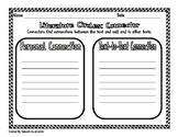 Literature Circles Graphic Organizers