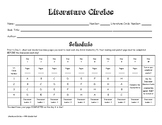 Literature Circles - Guide and 10-Day Packet