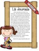 Literature Circles:  Journal