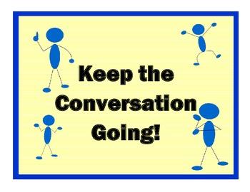 Literature Circles: Keep the Conversation Going!