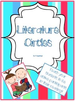Literature Circles Pack