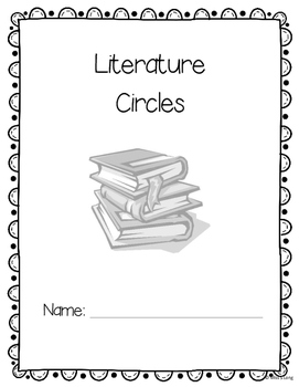 Literature Circles Package