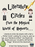 Literature Circles Packet...From the Magical World of Harry Potter!