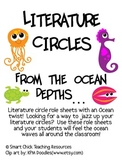 Literature Circles Packet...From the Ocean Depths!