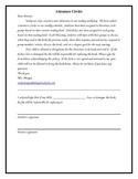 Literature Circles - Parent Letter