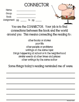 Word Wizard Literature Circle & Worksheets | Teachers Pay ...