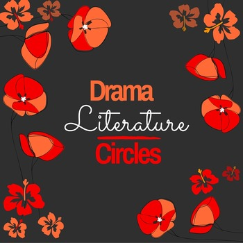 Literature Circles Project for Drama, Theatre, or reading Plays