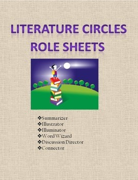 Literature Circles Role Sheets