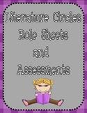 Literature Circles Role Sheets & Assessments