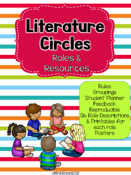 Literature Circles Resources