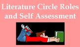 Literature Circles Self Reflection