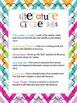 Literature Circles - Student Roles