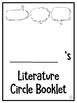 Literature Circles: Student recording booklet