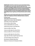 Literature Circles Suggested Booklist: Secondary (Gr 8-12)