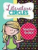 Literature Circles for 3rd, 4th, 5th, 6th Grade