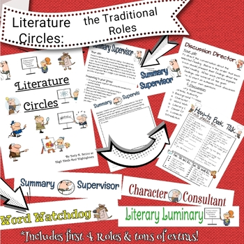 Literature Circles: The Traditional Roles