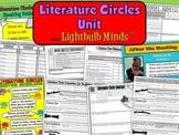 Literature Circles Unit from Lightbulb Minds