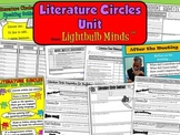 Literature Circles Unit from Lightbulb Minds