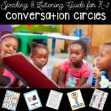 Literature Circles and Conversation Circles in Kindergarten through 2nd