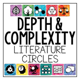 Depth and Complexity  Critical Thinking Literature Circles