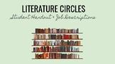 Literature Circles for ANY Novel or Play