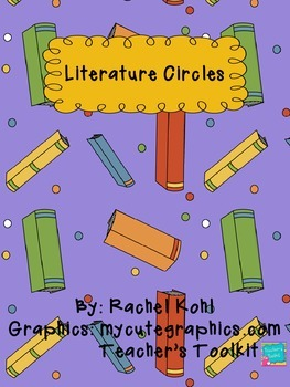 Any Novel Literature Circle Unit