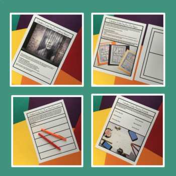 Literature Circles Activity Set for Any Book List