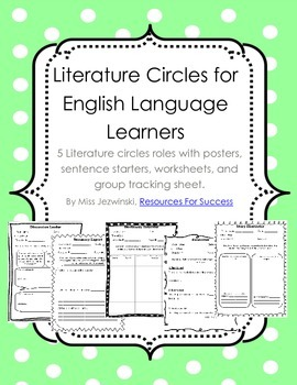Literature Circles for English Language Learners