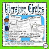 Literature Circles {CCSS Aligned}