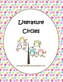 Literature Circles for Primary Classrooms