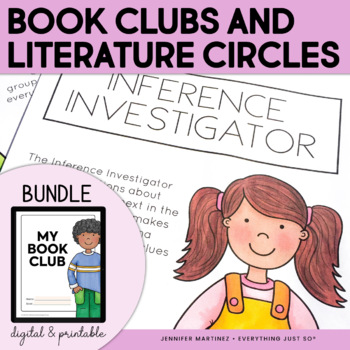 Literature Circles for Upper Elementary Readers: Resources to Begin Book Clubs