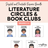 Literature Circles for any Book | Book Clubs | Literature Circles Roles