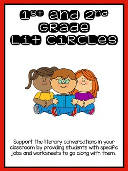 1st and 2nd grade literature circles
