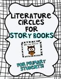 Literature Circles for the Primary Grades